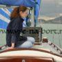 Яхта Утриш